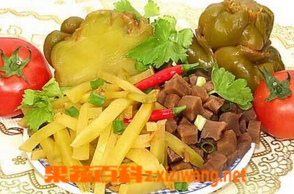 果蔬百科中国四大名腌菜